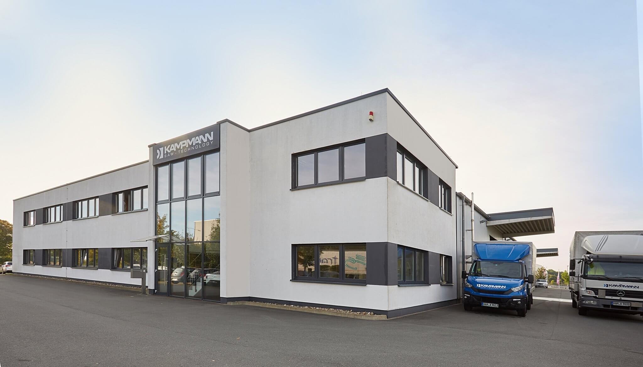 Firmengebäude Kampmann GmbH & Co. KG